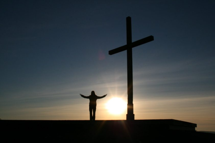 On The Mountain With Jesus