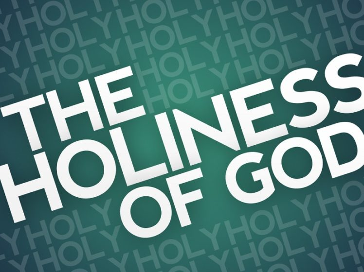 Holiness Unto The Lord