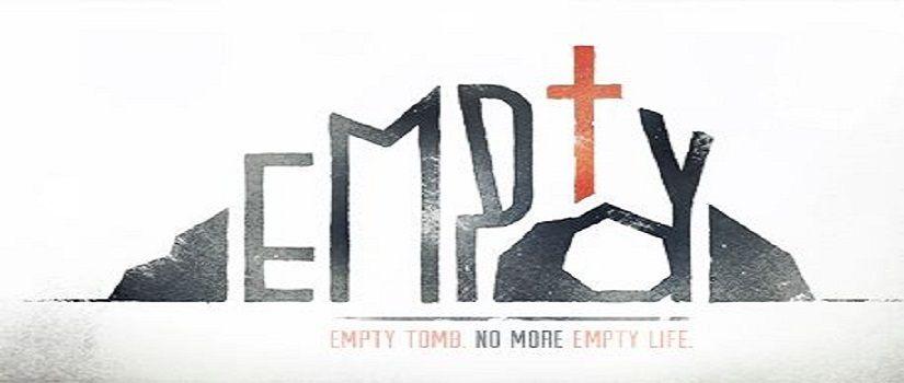 an empty tomb