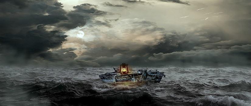 The Night Jesus Walked On The Sea
